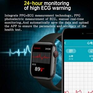 Image 2 - 2021 HW22pro חכם שעון גברים נשים פיצול מסך תצוגה מקורי Smartwatch גוף טמפרטורת צג BT שיחה עבור אנדרואיד IOS IWO