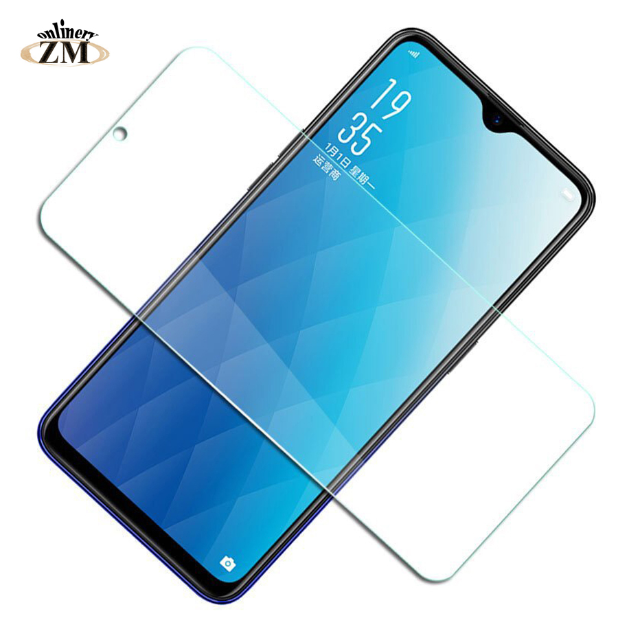 1 2 pcs Tempered Glass for oppo K1 K3 R15X A7X R15X A9X A9 Screen Protector for OPPO R11 R11S plus R15 R17 pro Full cover Glass image