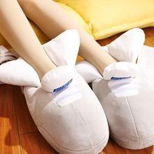 Women Slippers HOT SALE Slipper Foam Sneakers Winter Warm Shoes Bread Fat Slippers Cute Slides Lover's Slides Slip On Fashion