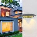 5 шт. 4*3 Вт IP65 12 Вт современный минималистичный светодиодный настенный светильник Водонепроницаемый Креативный металлический алюминиевый о...