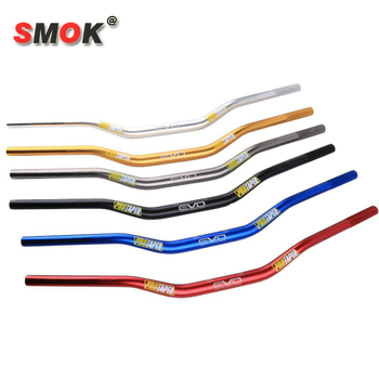 "SMOK-empuñaduras universales para manillar de motocicleta, de Metal, para barra gruesa, de 1 a 1/8 "", para Pit Bike, 28MM, PROTAPER PRO"