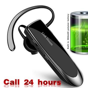 אוזניית בלוטוס מקצועית זמן שיחה כ24 שעות  1