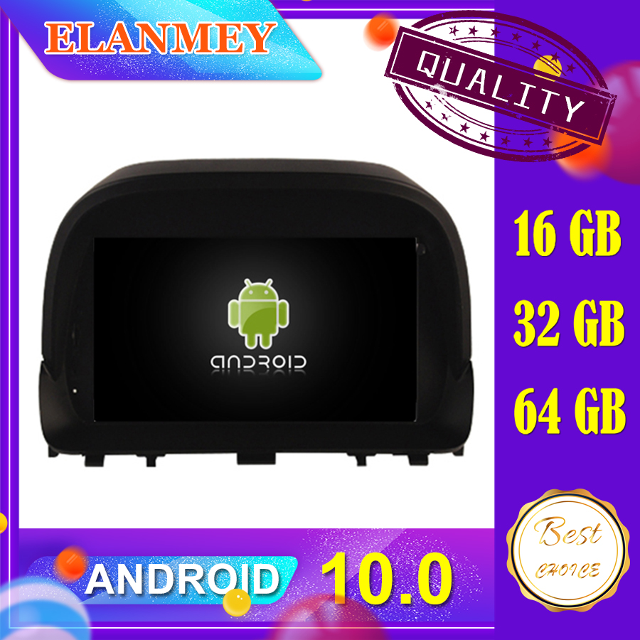 Neueste auto Android 10.0 audio video system Fit fü<font><b>r</b></font> OPEL <font><b>MOKKA</b></font> auto navigation radio multimedia DVD funktion image