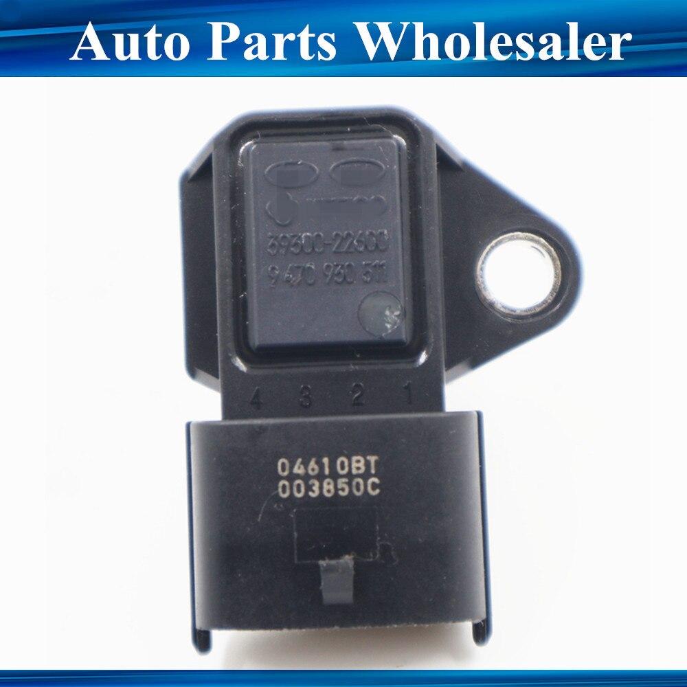 NEW Manifold Absolute Pressure MAP Sensor 39300-22600 3930022600 For Hyundai Accent Elantra Tiburon Tucson Amica Coupe