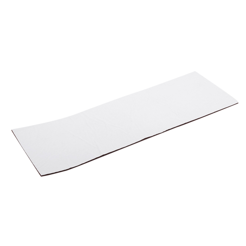 Self-Stick Furniture Felt Sheet For Hard Surfaces To Cut Into Any Shape (1 Piece) - Brown, 6 Inch X 18 Inch