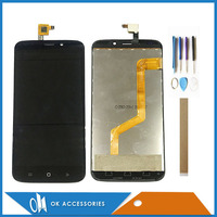 5.5 Inch For DEXP Ixion M255 PulsL LCD Display With Touch Screen Glass Digitizer Sensor Have 2 Version With Tools Tape