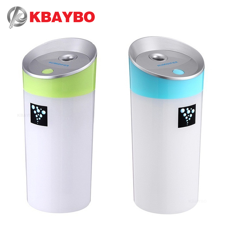2016 USB Humidifier Ultrasonic Humidifier Air Aroma Diffuser Mist Maker, Essential Oil Diffuser Of Home And Car