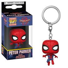 FUNKO POP Dragon Ball superman Spiderman FORKY Batman Suicide Squad Figure Doll Collectible Model KeyChain with box