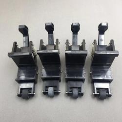 4PCS montagem rolete para TH1300X 740 T48L T48LX teneth Kuco plotter De Corte do Cortador de papel rolo de borracha de pressão quadro ASSY