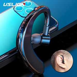 Image 1 - USLION Wireless Bluetooth Earphone For iPhone Android Earphones With Microphone Hands Free Headset Headphone Stand by 24 Hours