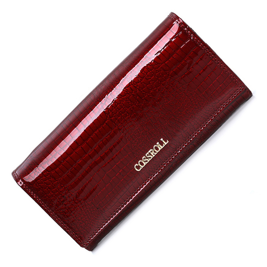2020 New Women Wallets Genuine Leather Wallet Woman Long Cow Leather Ladies Purses Luxury Brand Female Coin Purse