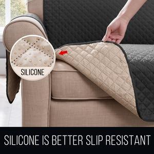 Image 3 - Секционные чехлы для диванов, детские коврики для собак, эластичные чехлы для диванов, защита для мебели, водонепроницаемость, противоскользящие