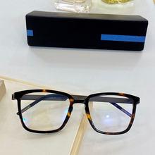Дания брендовый дизайн ручной работы титановая оправа для очков