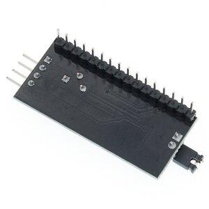 Image 5 - 20PCSC PCF8574 IIC I2C Tiếng TWI SPI Giao Tiếp Nối Tiếp Ban Cổng 1602 2004 Màn Hình LCD LCD1602 Adapter Tấm Màn Hình LCD Bộ Chuyển Đổi mô Đun