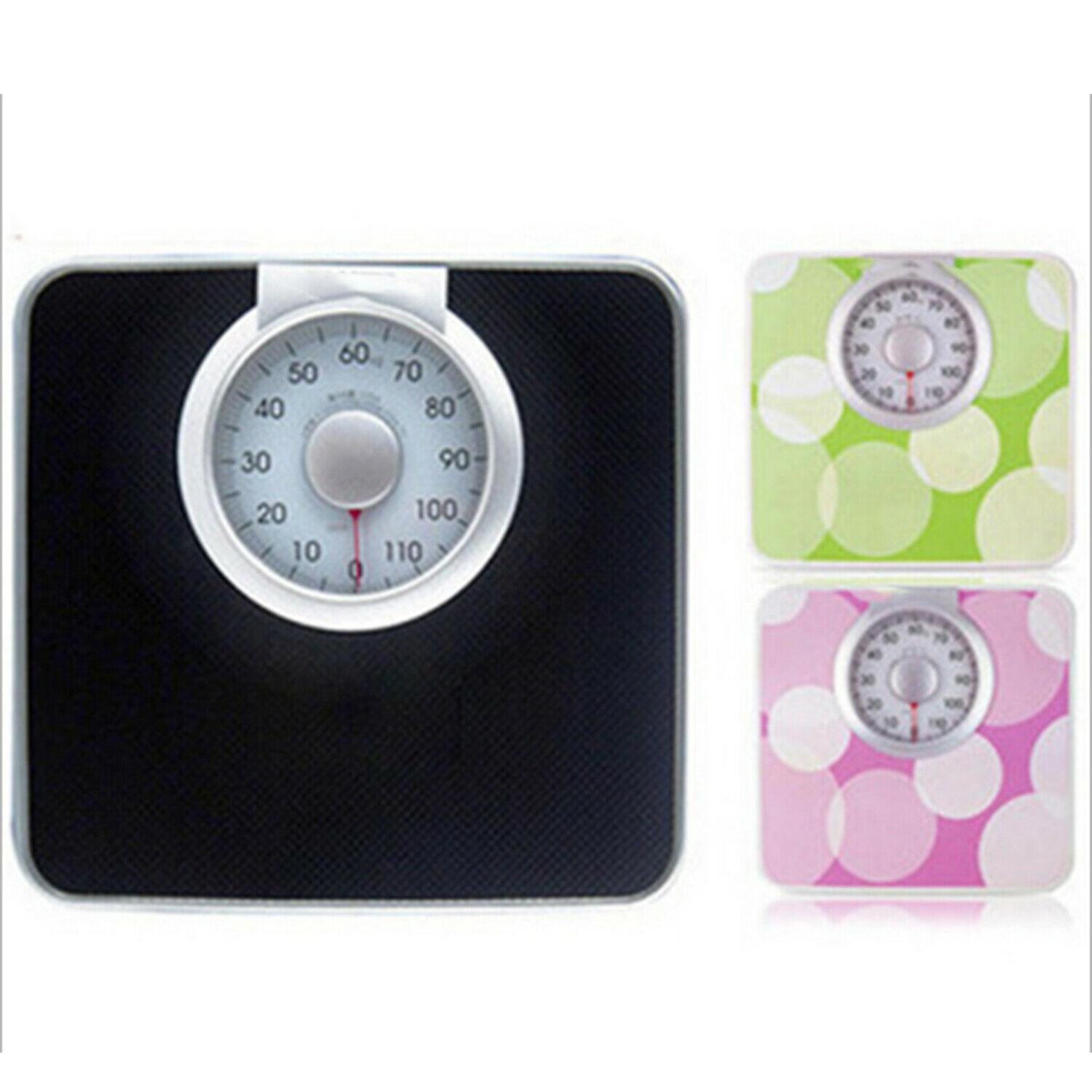 Dollhouse Mechanical Pointer Weight Scale 1:12 Miniature Accessories