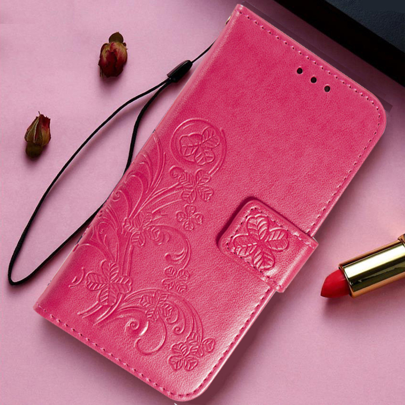 Soft PU Leather <font><b>Case</b></font> for <font><b>LG</b></font> G5 G6 Mini G7 Plus G8 G8S G8X ThinQ <font><b>K3</b></font> <font><b>Lte</b></font> K4 2017 K5 K7 Tribute 5 With Strap Card Slots Coque Cover image