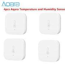 Aqara Temperature Humidity Sensor Environment Smart Air Pressure for Android IOS Mijia APP Smart Home Zigbee Wireless Control