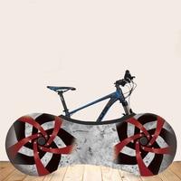 Пылезащитный чехол для велосипедного колеса, пылезащитный чехол для велосипедного колеса, универсальные аксессуары для внутреннего велос...