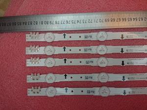 Image 5 - 10 قطعة LED الخلفية قطاع لسامسونج UE40J5100AW UE40H5000AK UE40H6400 UE40J5100 UE40H6650 UE40H6240 UE40H5270 UE40J6240AK