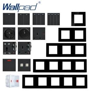 Image 5 - Настенный встроенный роутер Wallpad, ретранслятор Wi Fi, USB зарядное устройство, функциональный ключ для модулера только 55*55 мм