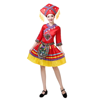 Nightclub Dress Classical Traditional Russian Dance Costume Dress European Princess Stage Dresses Stage Performance Clothing
