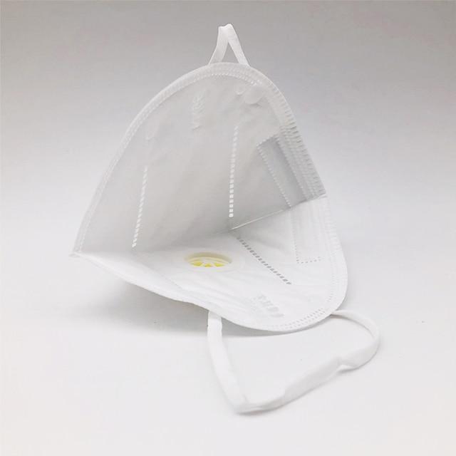 [10PCS] Unisex KN95 Disposable Face N95 KF94 Mask Anti Coronavirus Mouth Cover Facial Dust Pm2.5 Ffp3 Fpp2 Respirator Face Masks 2