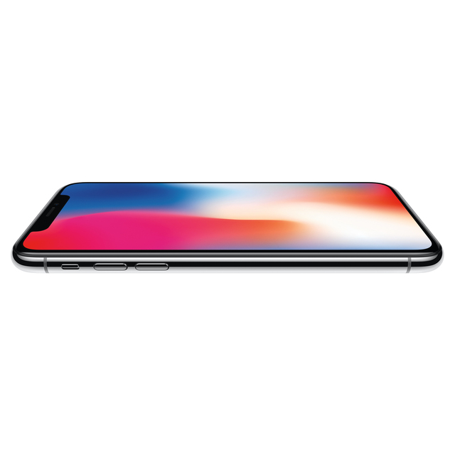 CN/RU Apple Used iPhone X With Face ID 64GB/256GB ROM 5.8'' Mobile Phone 3GB RAM 12MP Hexa Core iOS A11 Dual Back Camera 4G LTE 6