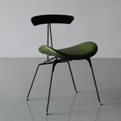 NEW Creative Ant Leisure Chair Iron Nordic Net Red Chair Simple Home Industrial Style Dining Chair Designer