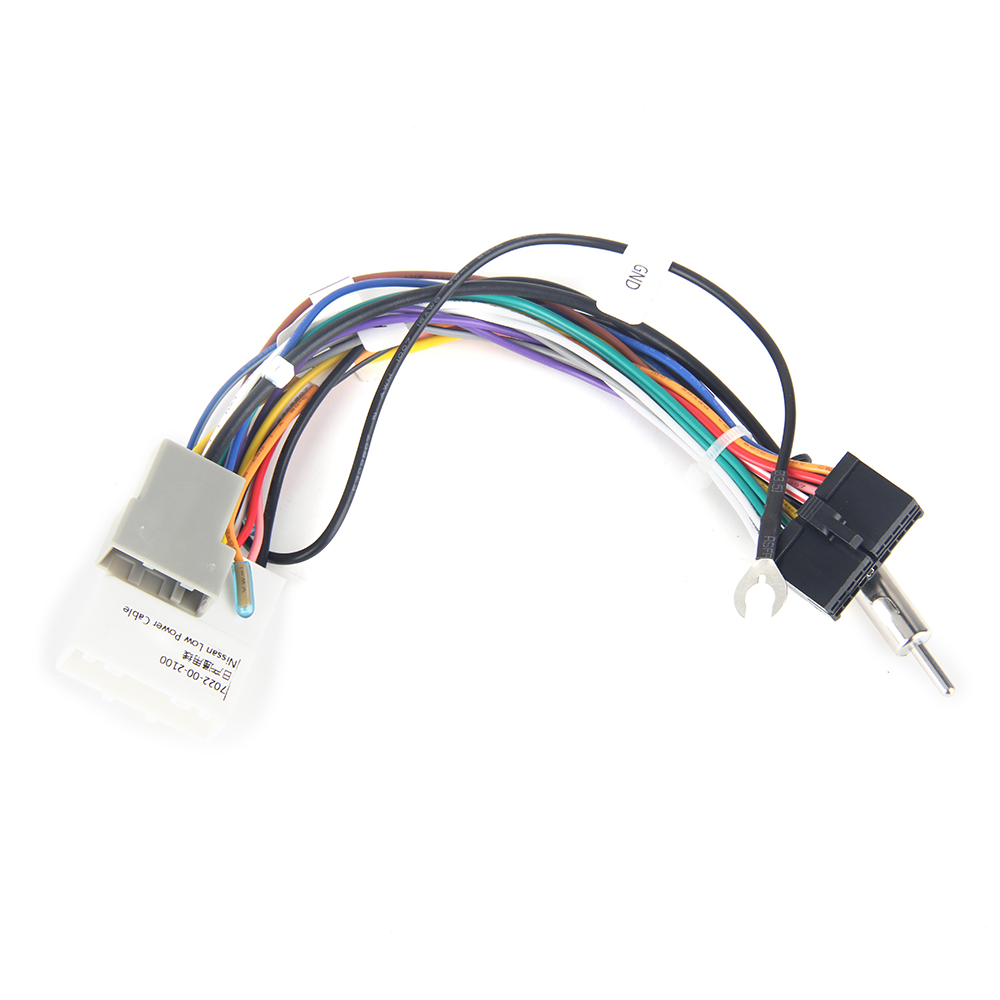 Autoradio Din Adapterstecker Kable ISO-Kabelbaum fr Nissan ...