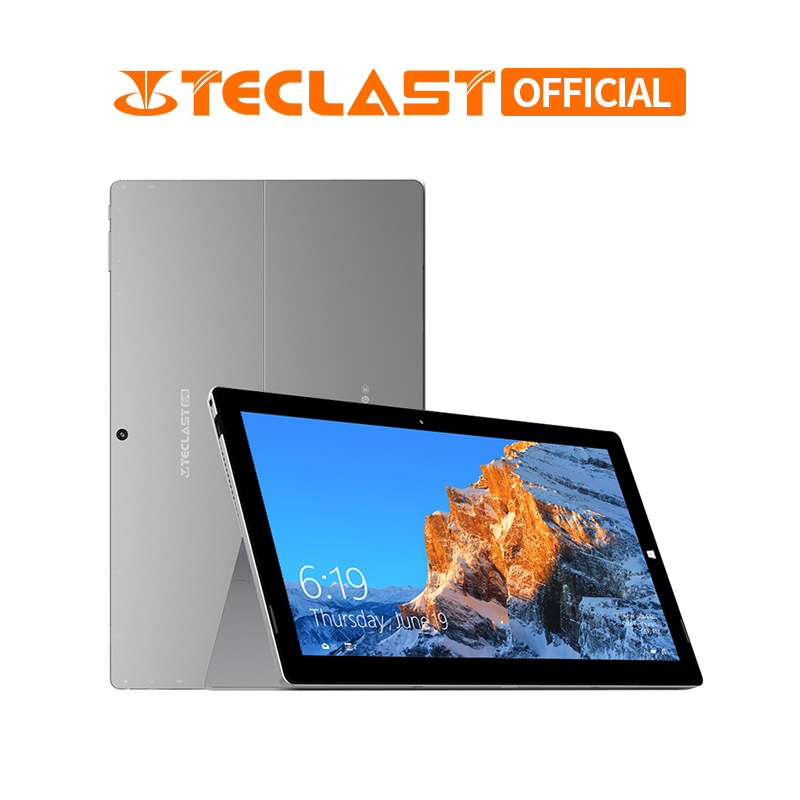 11.6 Inch Teclast X4 2 In 1 Tablet PC 1920 X 1080 Windows 10 Gemini Lake 8GB RAM 256GB SSD HDMI Dual Wifi USB Type C Laptop