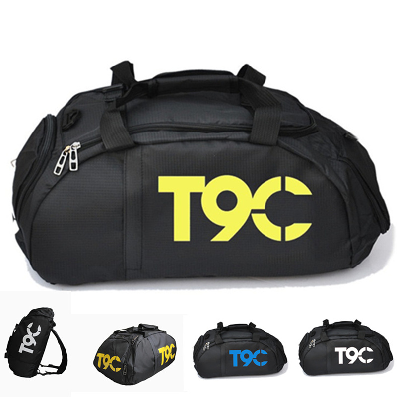 2020 New Cheap Sequins Black Gym Bag Women Shoe Compartment Waterproof Sport Bags For Fitness Training Yoga Bolsa Sac De Sport