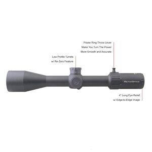 Image 3 - וקטור אופטיקה צלף 6 24x50 FFP טקטי Riflescope 1/10 MIL דקות פוקוס 10yds הראשון מישור מיקוד רובה ציד. 338 Lap