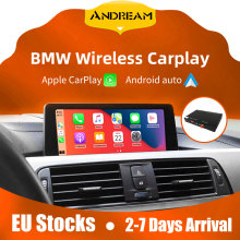 CAM Apple Car Mini Carplay Bmw Wireless for Support IOS F30 F15 Rear-View All-Nbt-System