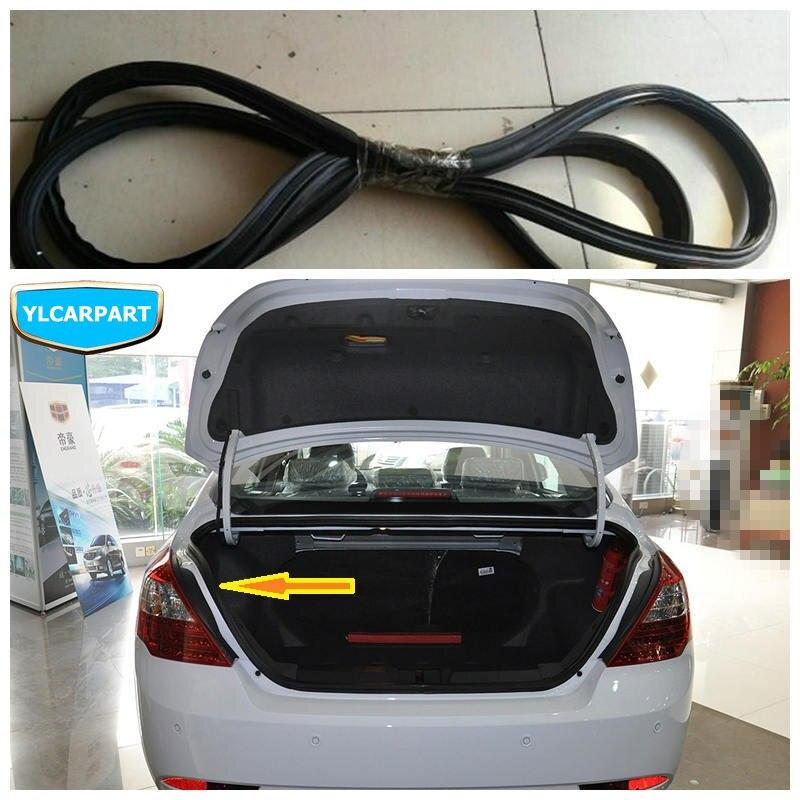 For Geely Emgrand 7 EC7 EC715 EC718 Emgrand7 E7,Car Trunk Weatherstrip