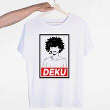 Tshirts Womens Fashion T-shirts Short Anime My Hero Academia Izuku Midoriya Cosp