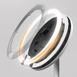 Image 3 - AMIRO HD Makeup Mirror Daylight Mirror Vanity Make up Mirrors Lamp USB Charging Lights Health Beauty Adjustable