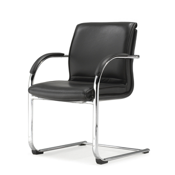цена на Multifunctional office chair medium back computer chair office furniture black leather chairs for household