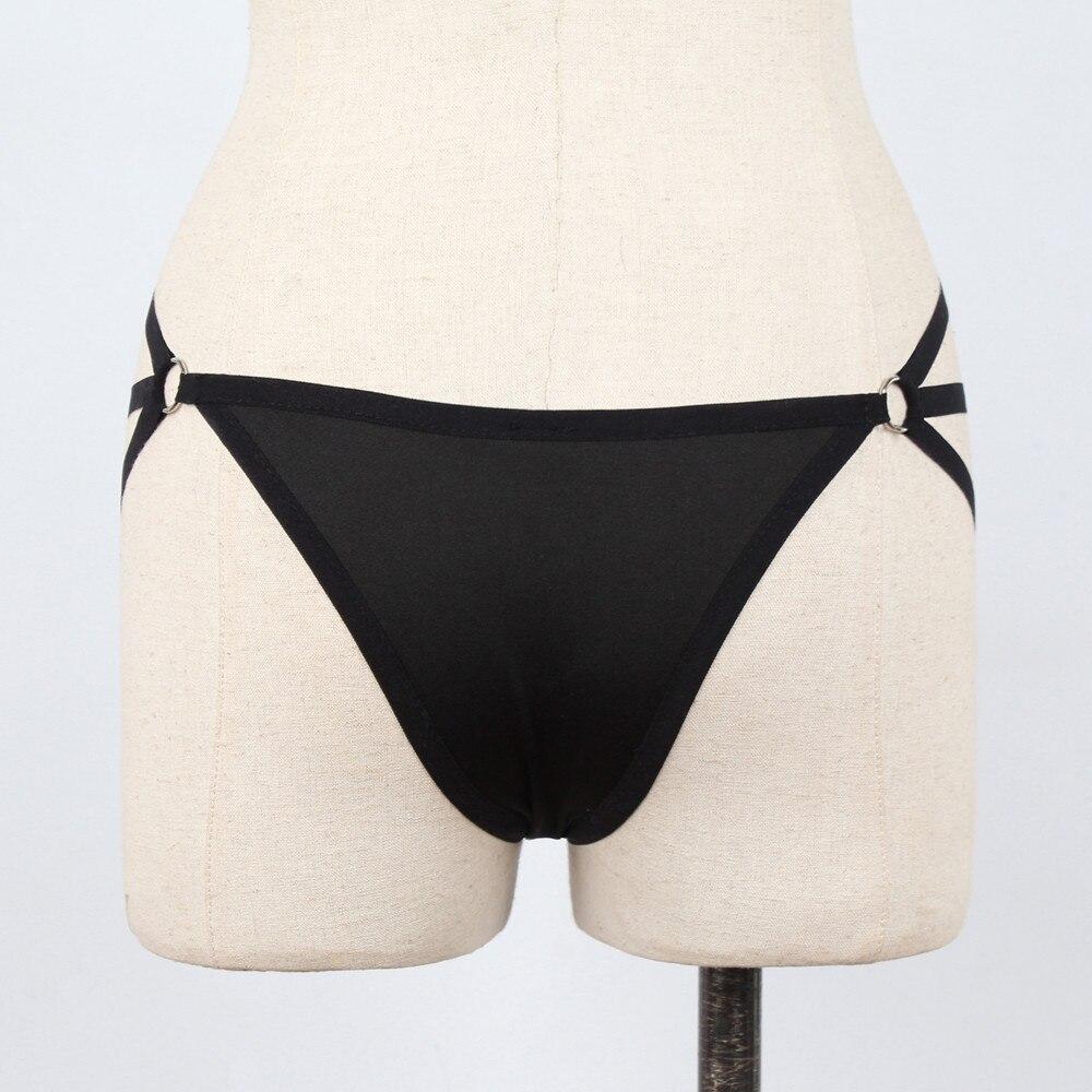 Sexy Girl High Waist G-string Brief Pantie Thong Lingerie Knicker Lace Underwear нижнее белье для секса Christmas Underpants