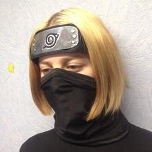Комплект масок для косплея Какаси хатакэ из «Наруто» аксессуары