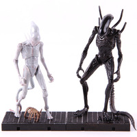 Alien: Covenant Alien Xenomorph & Neomorph Action Figure Movie PVC Collectible Model Toy 2pcs/set