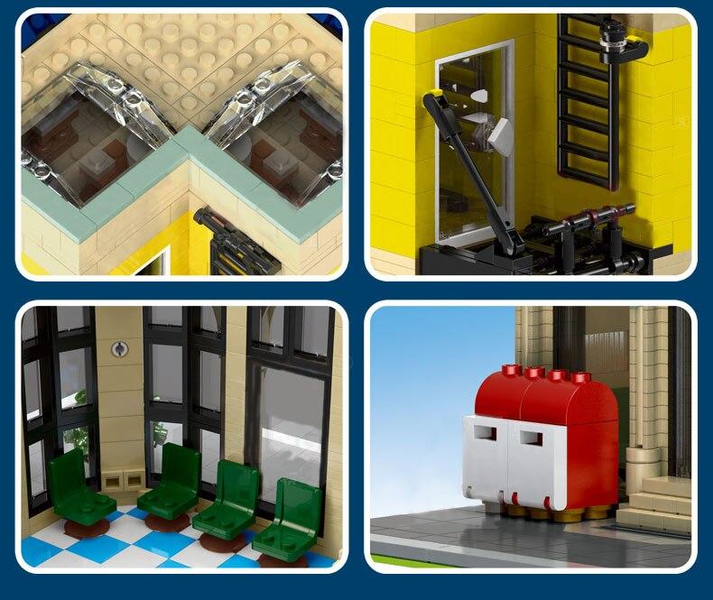 blocos de construção crianças brinquedos natal