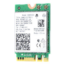 9260NGW Dual Band 1.73Gbps For Laptop Wireless Card Network