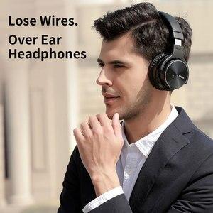 Image 4 - Orijinal Cowin E7PRO aktif gürültü Bluetooth kulaklıklar kablosuz mikrofonlu kulaklık ANC Handsfree HIFI bas ses