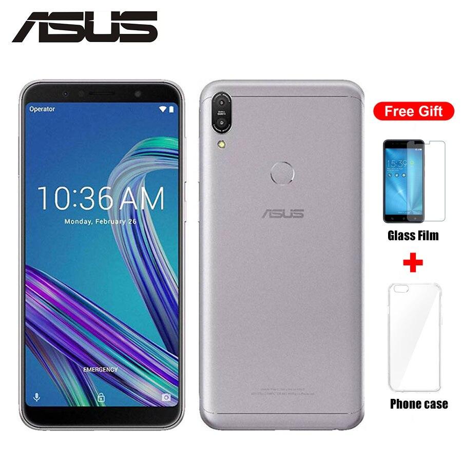 Global ASUS ZenFone Max PRO M1 ZB602KL 4G Mobile Phone Dual SIM 6.0