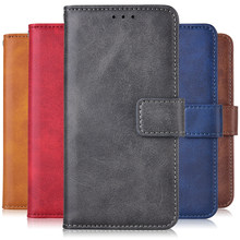 Cover On Galaxy Note 10 Coque For Samsung Galaxy Note 10 9 S8 S9 S10 5G Plus S10e S3 S4 M10 M20 M30 M40 Leather Wallet Case(China)
