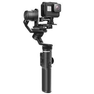 Image 4 - FeiyuTech G6 Max 3 osi kardana ręczna stabilizator (G6 Plus Upgrade Ver) do kamery bez lusterek forLike krótkiego obiektywu, kamera akcji