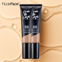 BB Cream For Wrinkles Face Care Foundation Base Cosmetics Whitening Concealer Anti Aging Face Cream Foundation Korean Make Up natural face bb cream foundation for wrinkles brighten base face cream korean cosmetics moisturizing whitening make up base