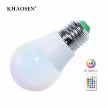 LED RGBW Bulb Light…