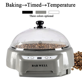 Coffee Roaster for Home Small Timing Peanut Melon Seeds Baking Machine Bake Maker Popcorn Machine Coffee Beans