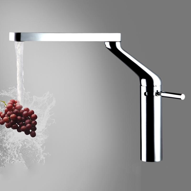 Neue Design 360 Grad Swivel Küche Wasserhahn. Messing Küche Waschbecken Mischbatterie. Torneira Cozinha